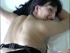 nerdy mother i talks smutty and copulates for a