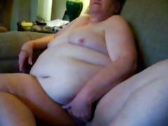 stolen video. my granny masturbating