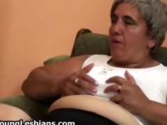 concupiscent blonde mature wife showing her part7