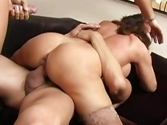 nasty brunette hair breasty d like to fuck