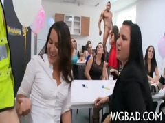 arousing wang sucking session