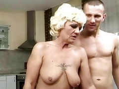 hawt granny enjoys worthwhile fucking