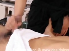 male massage giant wang