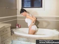 mother i tiffany screwed in the bathtub
