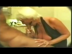 granny oral-sex talent and pair creampie