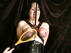 bizarre mature serf beauties hooded breast
