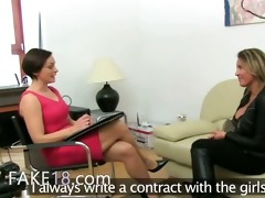 aged woman fucking on leather bigbed