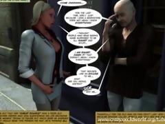 0d comic: vox populi. episode 9