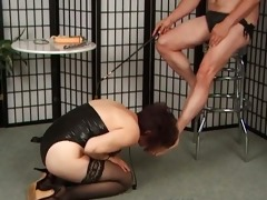 old mature doxy can punishing during part2
