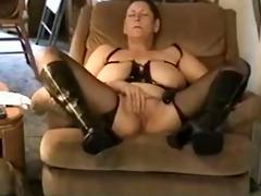 my old doxy masturbates for