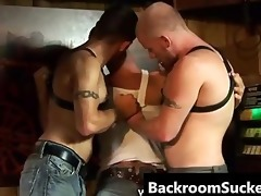 butch bum bashing in the back room part7