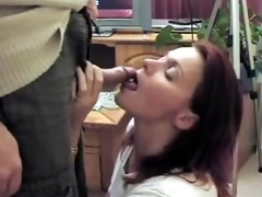 my office manager oral stimulation my dong
