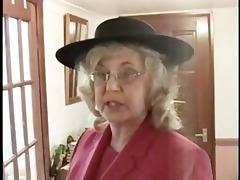 older spanks maid