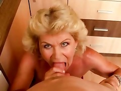granny getting fucked in pov