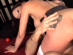 ben dovers bonking bar maids - 6