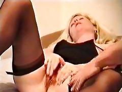 misstress nicole rubs, cums and bonks