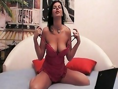 my russian wife valentines day striptease