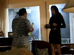 on the set with tera patrick
