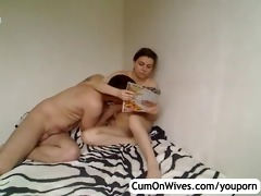 bored wife and horny hubby