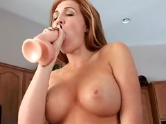 sexy d like to fuck slaps her horny love tunnel