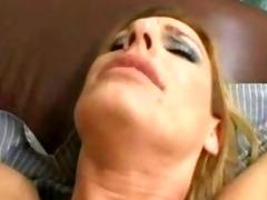 darryl hanah likes her anus stuffed