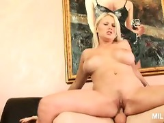 lustful mother i likes it is rough