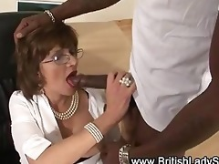 interracial rod engulfing lady sonia
