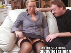 teacher joey-lynn acquires a floozy training