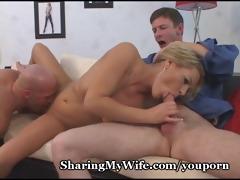 threeway wife sharing