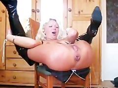 loud german polish woman fisting compliation
