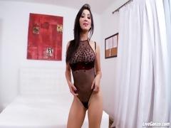 livegonzo katsuni oriental playgirl enjoys anal