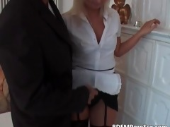 blond old d like to fuck got screwed and t11rtured
