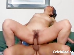 granny anal pumping ejaculation doggy style
