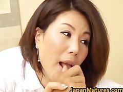 lustful japanese older sweethearts engulfing part8