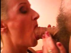 aged dominatrix worshipped