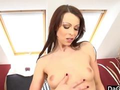 filming my sexy girlfriend doing herself