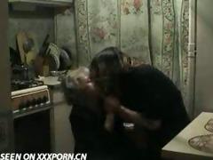 euro kitchen fuck