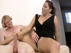 mom and not her daughter share dick
