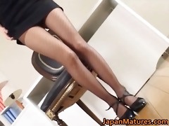 japanese aged playgirl has excellent sex part6