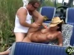 breasty d like to fuck boat-banged hard &