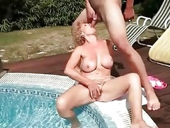 nasty grannies sex compilation