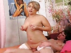 granny seduces her youthful ally 44