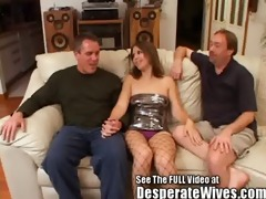 dana fulfills her wench wife mfm way dream
