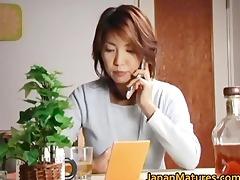 horny japanese aged hotties engulfing part9