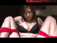 asian d like to fuck maid fastened and made to