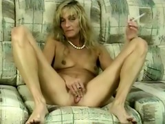 mature mommy masturbates for her step-son (teaser