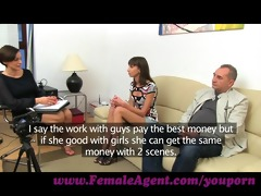 femaleagent. pleasure is my business