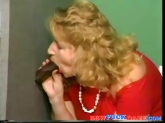 ribald blond big beautiful woman fuck in the lads