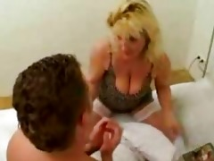 very slutty mother caught her son reading porn