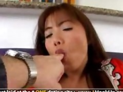 oriental female-dominant fujiko in hot trio